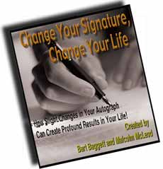 change your signature graphic handwriting autograph