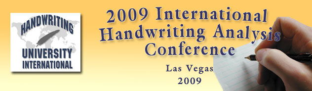Handwriting University Las Vegas Conference